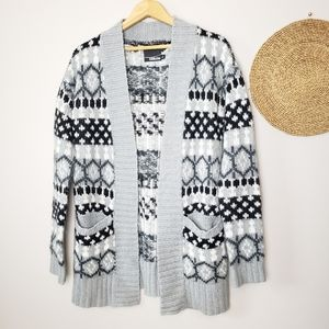 Harlow Open Front Cardigan Size Small